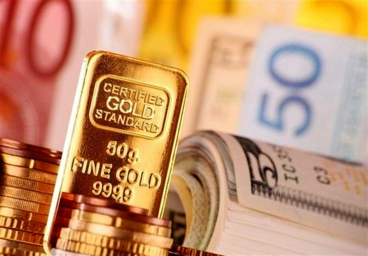 قیمت طلا، سکه و ارز امروز ۹۹/۱۰/۰۳