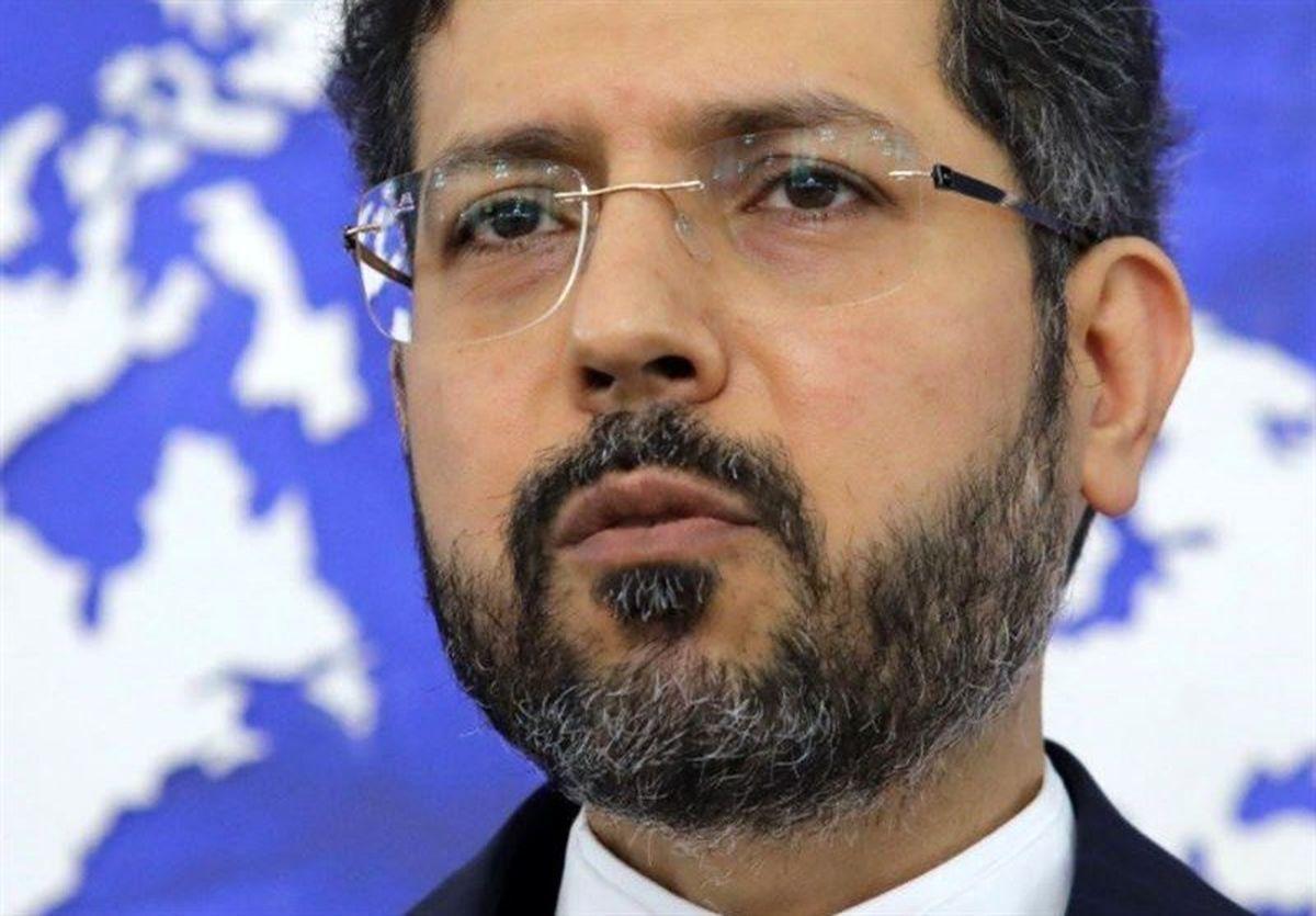 خطیبزاده: مذاکرات وین طی چند هفته آینده از سر گرفته میشود