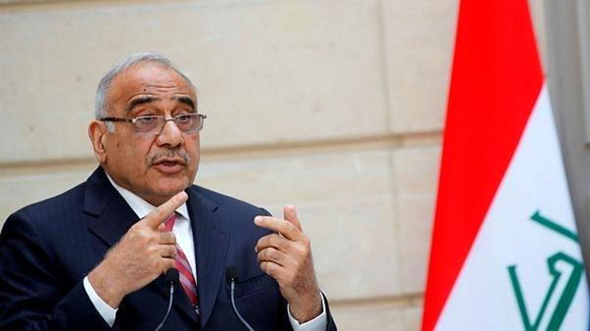 عبدالمهدی: آمریکا مکانیزم خروج نظامیانش از عراق را تعیین کند