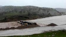خسارت ۱۳۵۸ میلیارد تومانی سیل به بخش کشاورزی