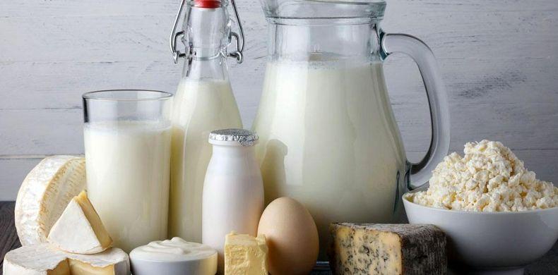 سرانه مصرف شیر ایرانیان آب رفت