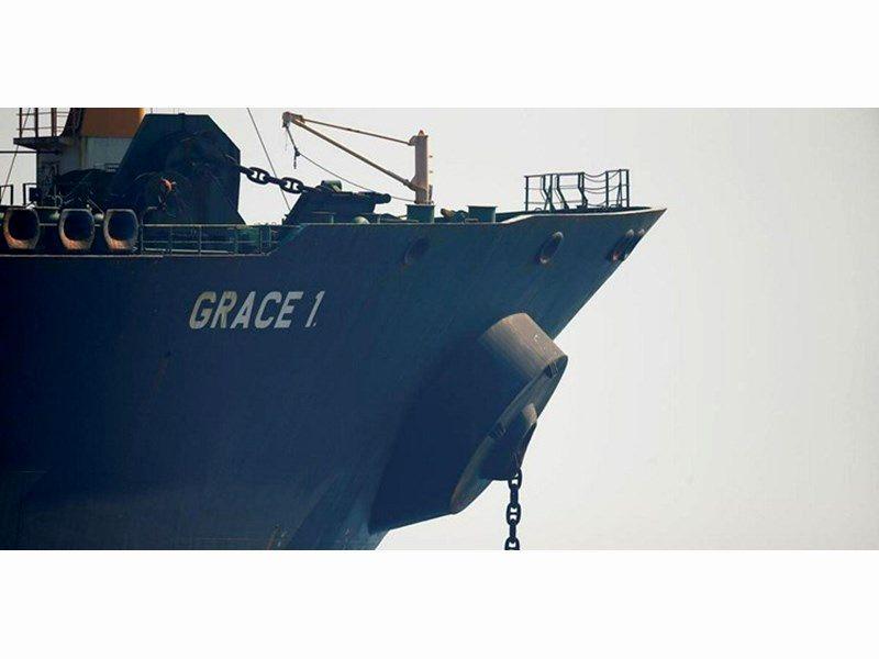 تایید رسمی حرکت نفتکش از جبلالطارق