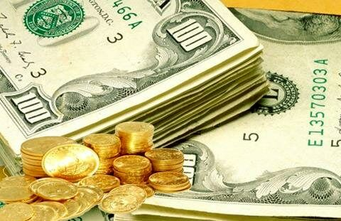 قیمت طلا، قیمت دلار، قیمت سکه و قیمت ارز امروز ۹۸/۱۱/۱۵