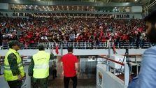 روایت کامل حواشی فینال جام حذفی