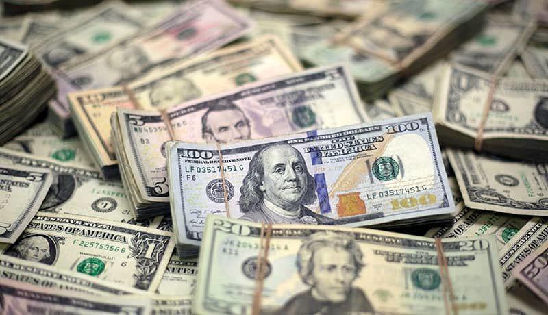 دلار باز هم ۹ هزار تومانی شد
