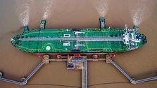 چین ۷۳ میلیون بشکه نفت بر روی ۵۹ نفتکش ذخیره کرده است