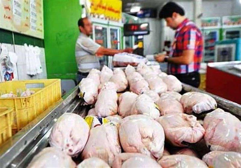 قیمت مرغ به مرز ۱۹ هزار تومان رسید!