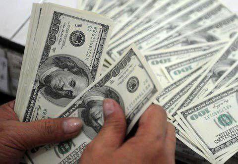 دلار در ایران یک ماهه ۵.۹ درصد ارزان شد