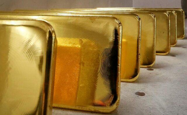 قیمت جهانی طلا امروز ۹۸/۱۲/۲۷