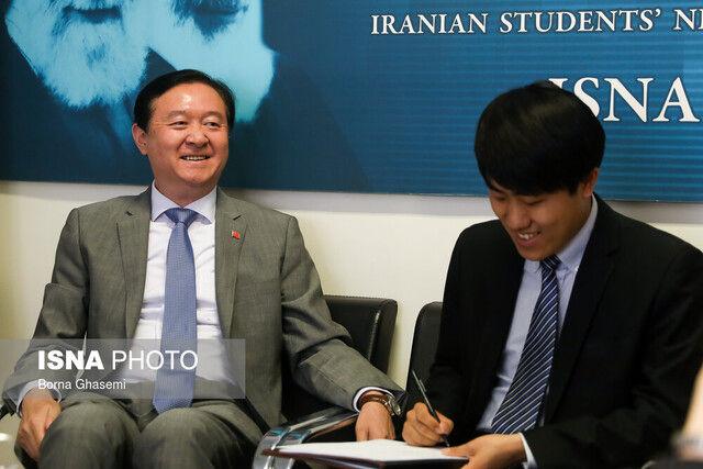 تشویق مردم چین به سفر به ایران