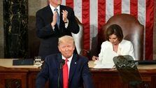ترامپ در کاخ سفید میماند