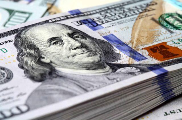 دلار در بازارهای جهانی بالا رفت