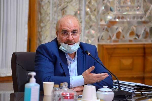 قالیباف: تعارض منافع مشکل بازار بورس است/ رویکرد آمریکا در قبال ایران عوض نمیشود