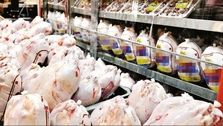 ظرفیت تولید سه میلیون و ۴۰۰ هزار تن گوشت مرغ