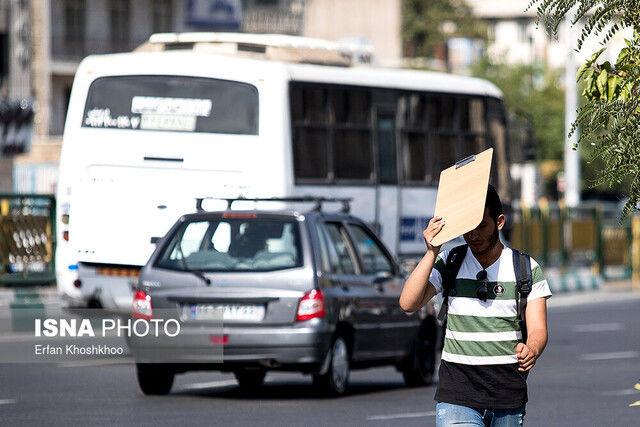 هوای امروز و فردای تهران ناسالم برای گروه های حساس