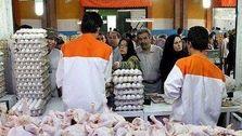 قیمت مرغ همچنان در اوج/ کاهش قیمتها از نیمه مرداد