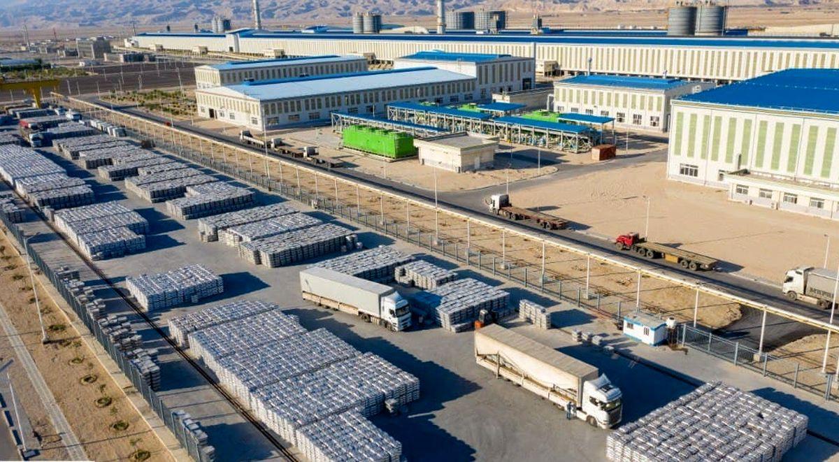 طی 5 ماهه نخست سال جاری، تولید شمش آلومینیوم ۲۴.۴ درصد افزایش یافت