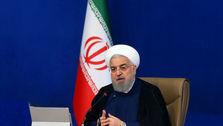 واکنش روحانی به حذف نام امام از بیانیه ۲۲ بهمن: کام ملت را تلخ کردید