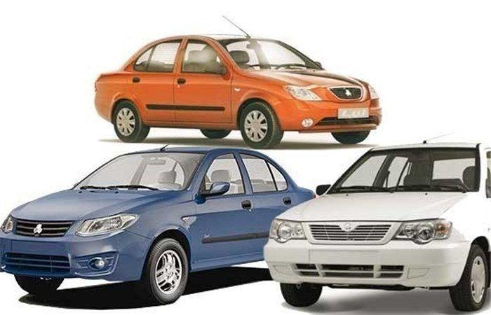 قیمت روز خودروهای سایپا و ایران خودرو (۹۸/۰۹/۰۹)