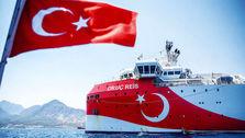 از سرگیری اکتشاف نفت و گاز ترکیه در شرق مدیترانه