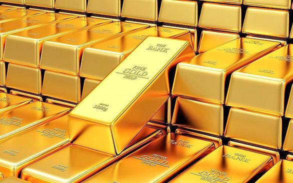 نرخ جهانی طلا بالا رفت