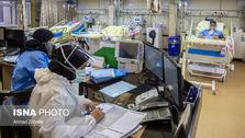 رکورد دوباره در شمار مبتلایان روزانه کرونا در کشور/۲۹۶ تن دیگر جان باختند