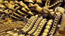 قیمت طلا کم نشد