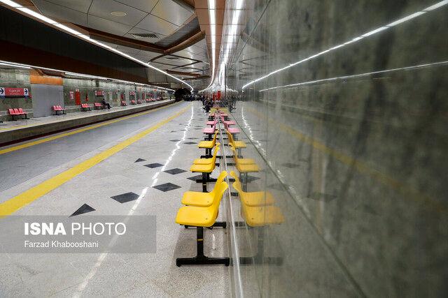 انتشار اوراق مشارکت برای تکمیل خطوط متروی تهران