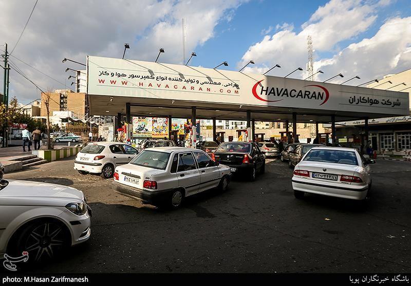 متوسط مصرف روزانه بنزین به ۴۹ میلیون لیتر رسید