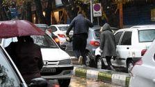 هوای تهران از امشب بارانی میشود/ دلیل بوی نامطبوع در برخی نقاط تهران