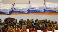 ورود فوری کالای کشف شده به وزارت بهداشت/ماسک،الکل و دستکش تحویل شد