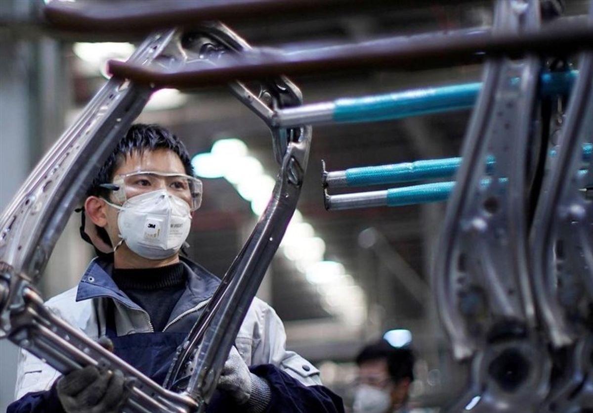 کاهش فعالیت کارخانجات چین با موج جدید کرونا