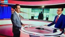 اولین اجرای مزدک میرزایی در شبکه ایران اینترنشنال+ عکس