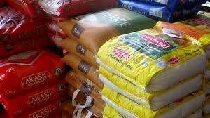 برنجهای رسوبی در گمرک متروکه میشود