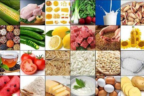 تغییرات قیمت اقلام خوراکی مناطق شهری در مهر ماه ۹۸