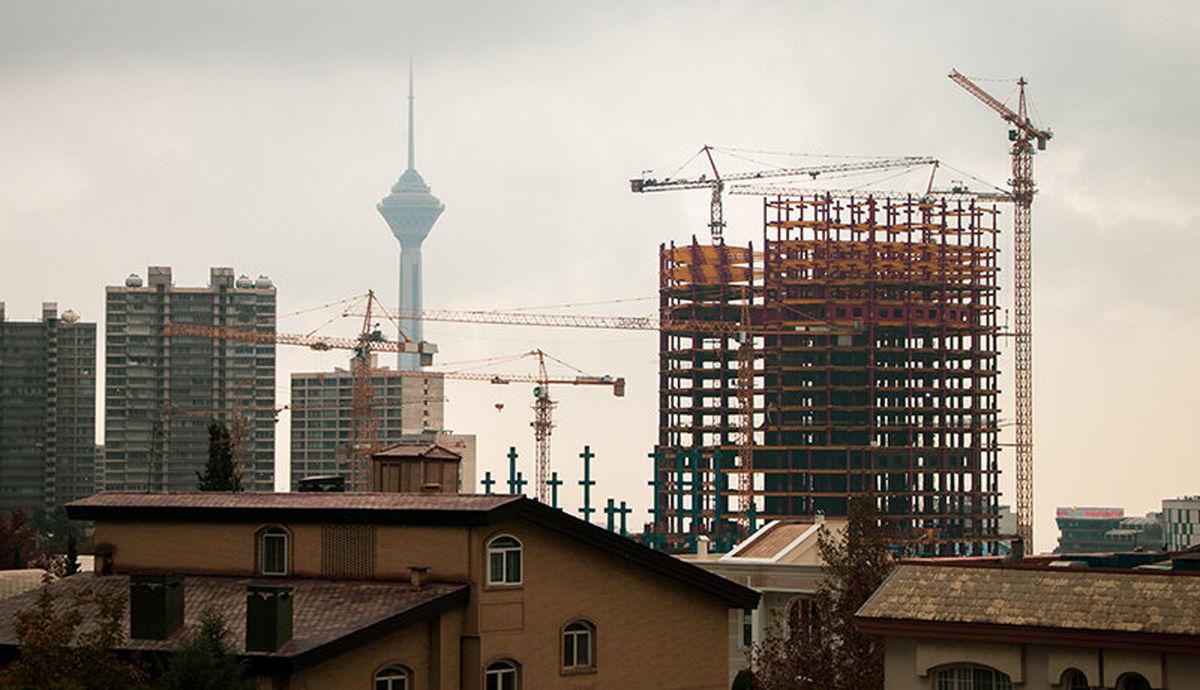 معاملات مسکن در تهران ۴۰ درصد کاهش یافت
