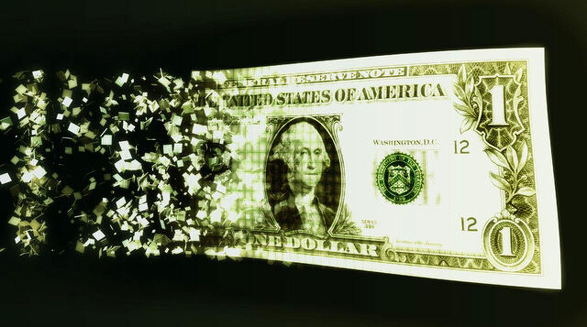 هشدار بانک آمریکایی نسبت به تضعیف دلار