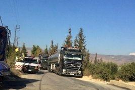تانکرهای حامل سوخت ایران وارد لبنان شدند
