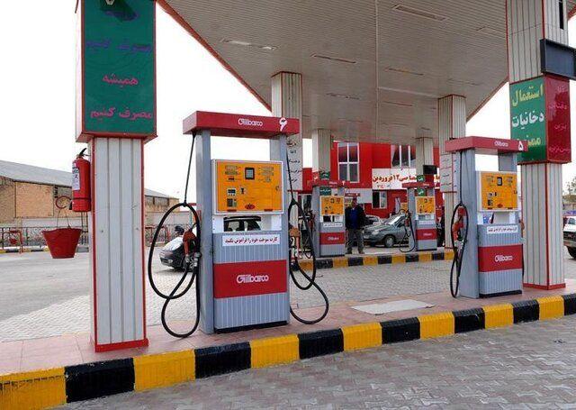 ضد عفونی کردن پمپ بنزینها آغاز شد