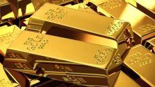 قیمت جهانی طلا امروز ۹۹/۰۶/۱۲