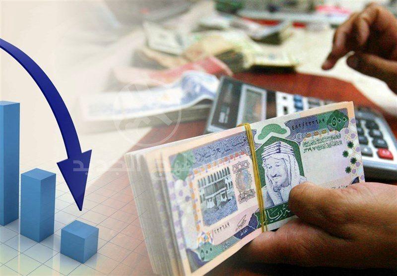 درآمد نفتی عربستان نصف شد