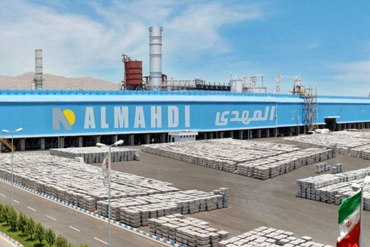 دست اندازی جدی یک بانک در روند تولید آلومینیوم المهدی