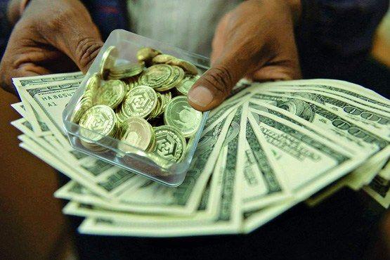 ارز و سکه امروز چند؟