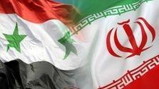 افزایش همکاری میان  ایران و سوریه