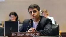 ایران خطاب به سازمان ملل: تحریم ظریف نامشروع و غیر قانونی است