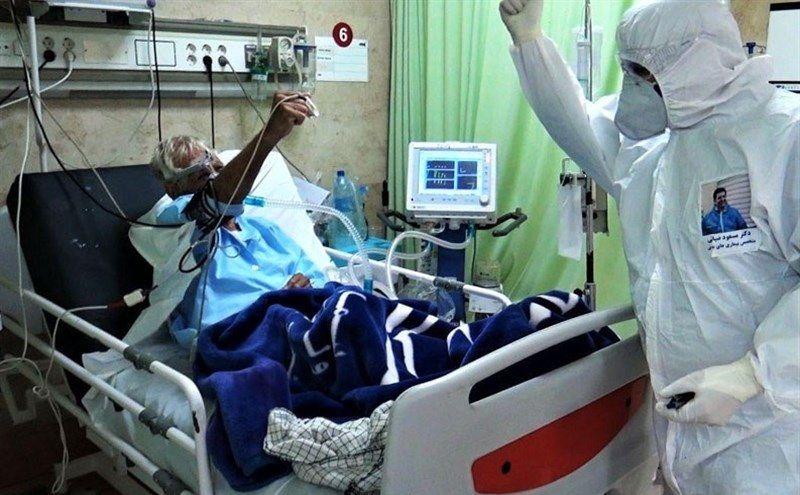فوت ۳۳۵ بیمار کووید۱۹ در شبانه روز گذشته/ شناسایی ۵۸۱۴ بیمار جدید در کشور