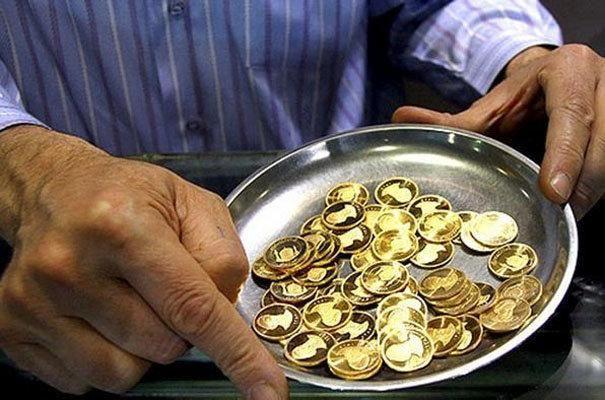 قیمت طلا و سکه باز هم پایین می آید