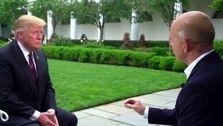 ترامپ: دنبال جنگ با ایران نیستم