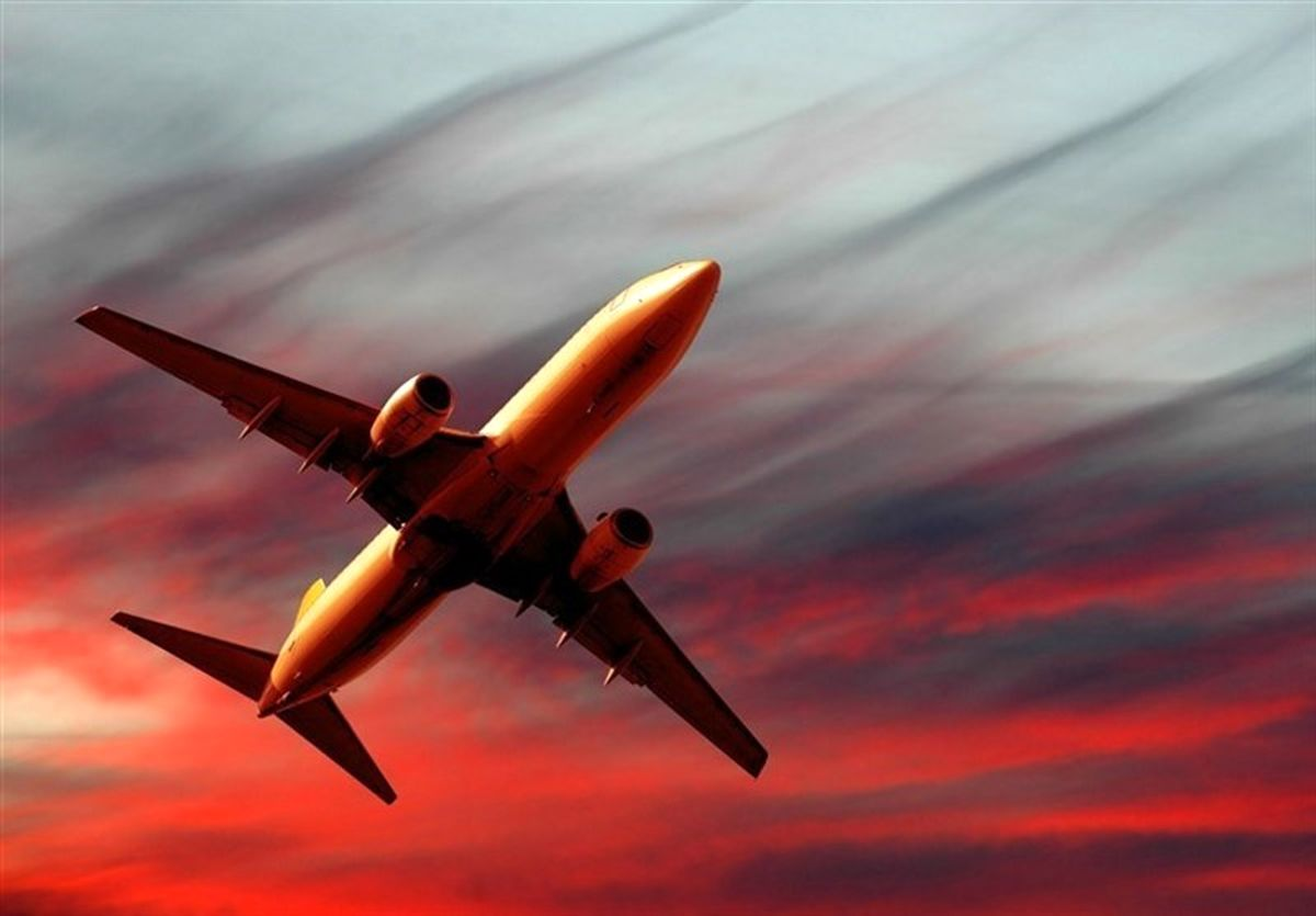افزایش ۴۶ درصدی پروازهای عبوری از آسمان ایران