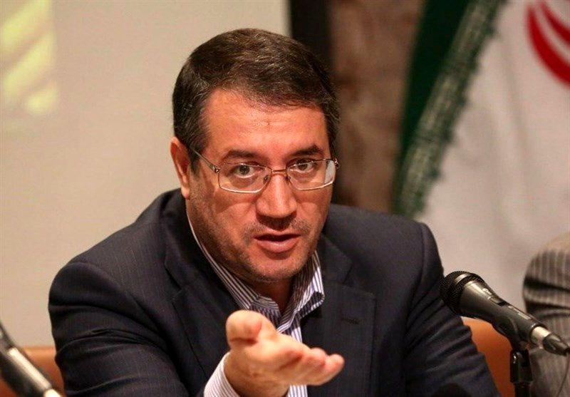 وزیر صنعت: عرضه نکردن لاستیک در بازار مانند احتکار و تخلف است